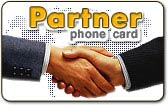 Partner Phone Card, Partner Calling Card